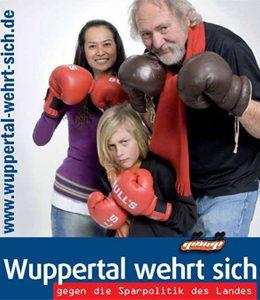 Wuppertal wehrt sich